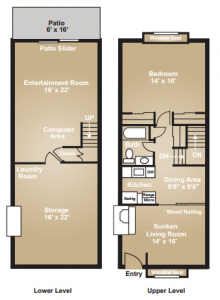 Click here for a floor plan PDF.